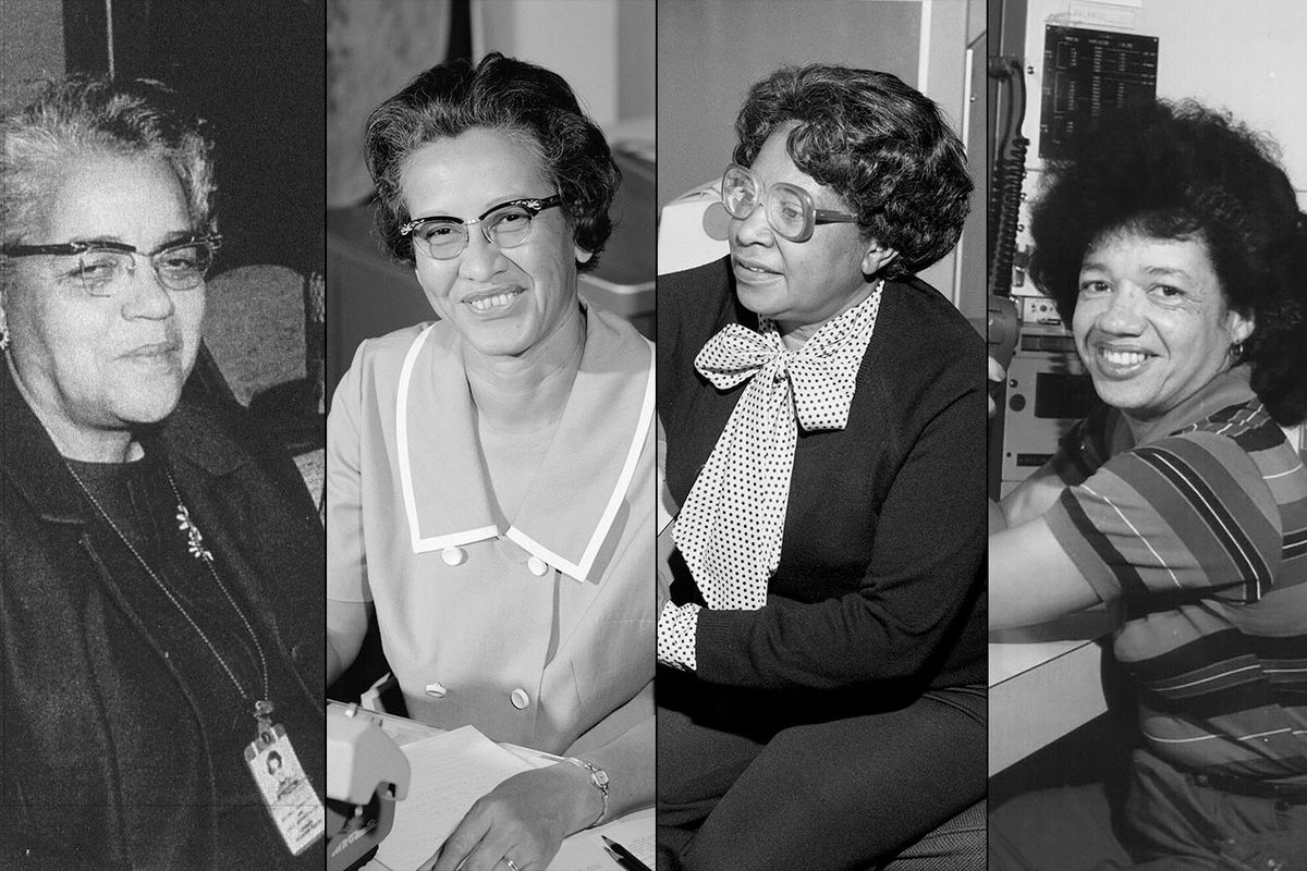 The women who inspired 'Hidden Figures' will now be honored with Congressional Medals