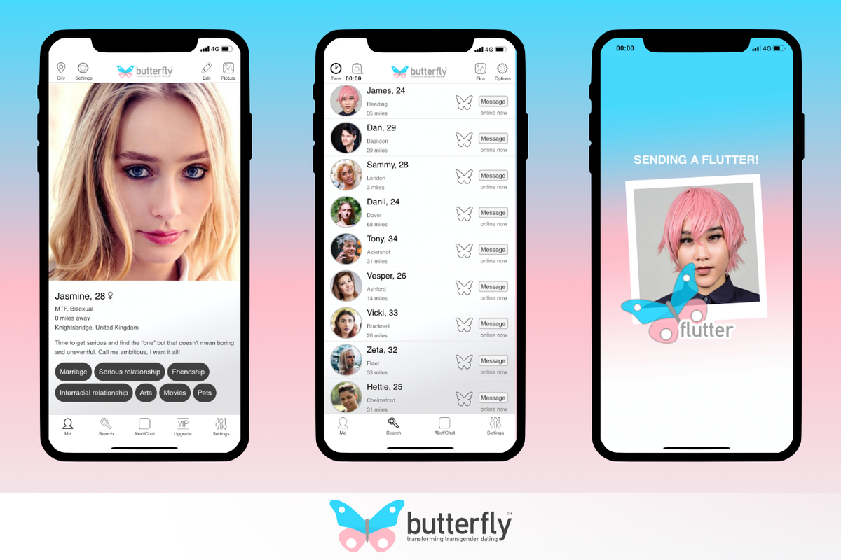 This Trans Dating App Focuses on Safety and Serious Relationships