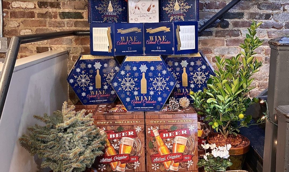 23 Advent Calendars Every College Girl NEEDS To Survive Till Xmas Break Without Losing It