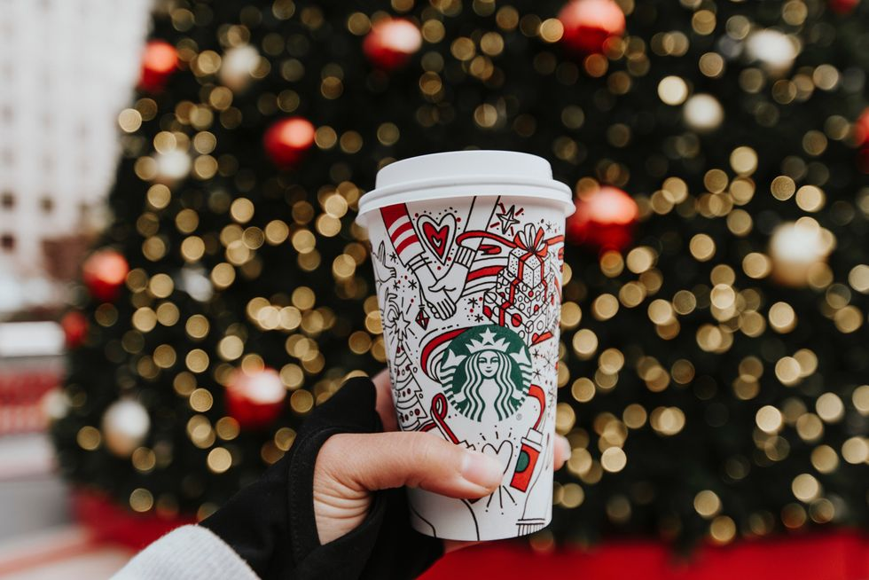 Top 5 Best Starbucks Holiday Drinks This Season, Ranked From Delicious To Delicious-er