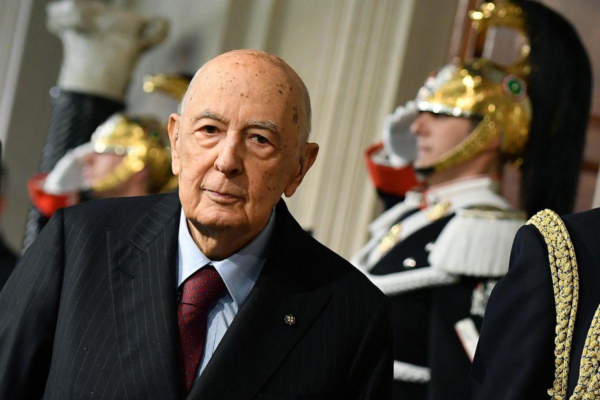 Spunta la prefazione di Napolitano al libro con la firma del prof maltese