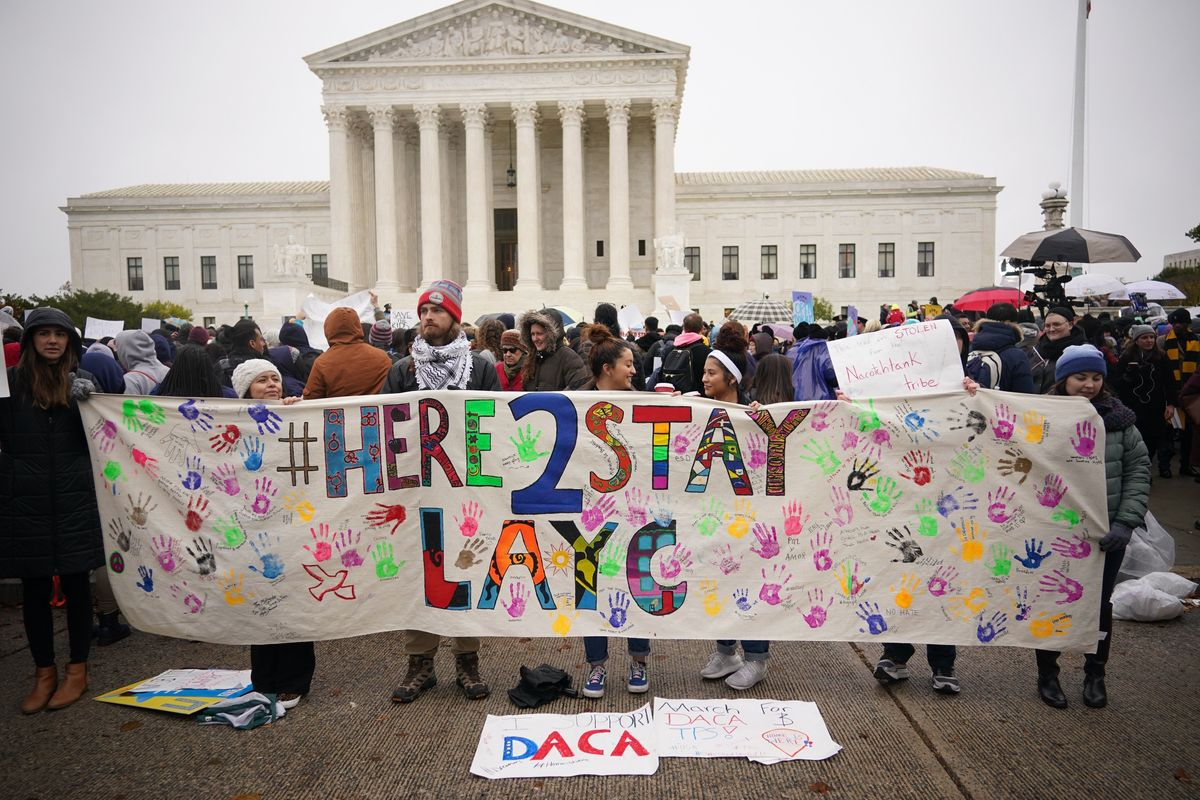 The Future of DACA Recipients Is Now in Supreme Court Hands