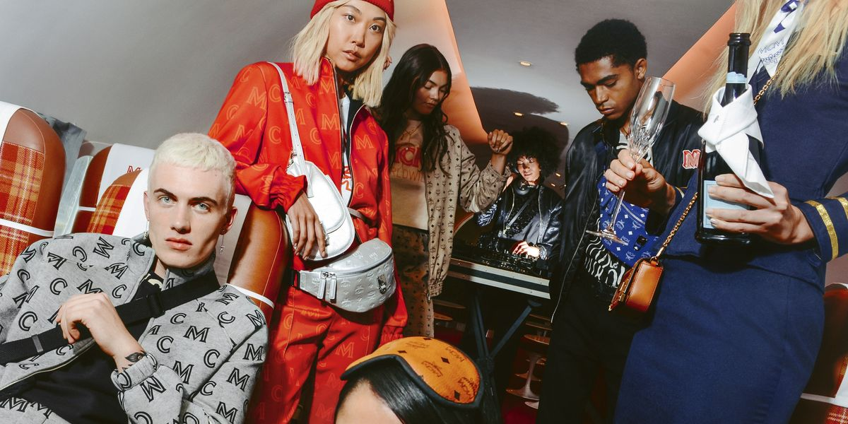 MCM and PAPER Team Up for 'Festive' Campaign
