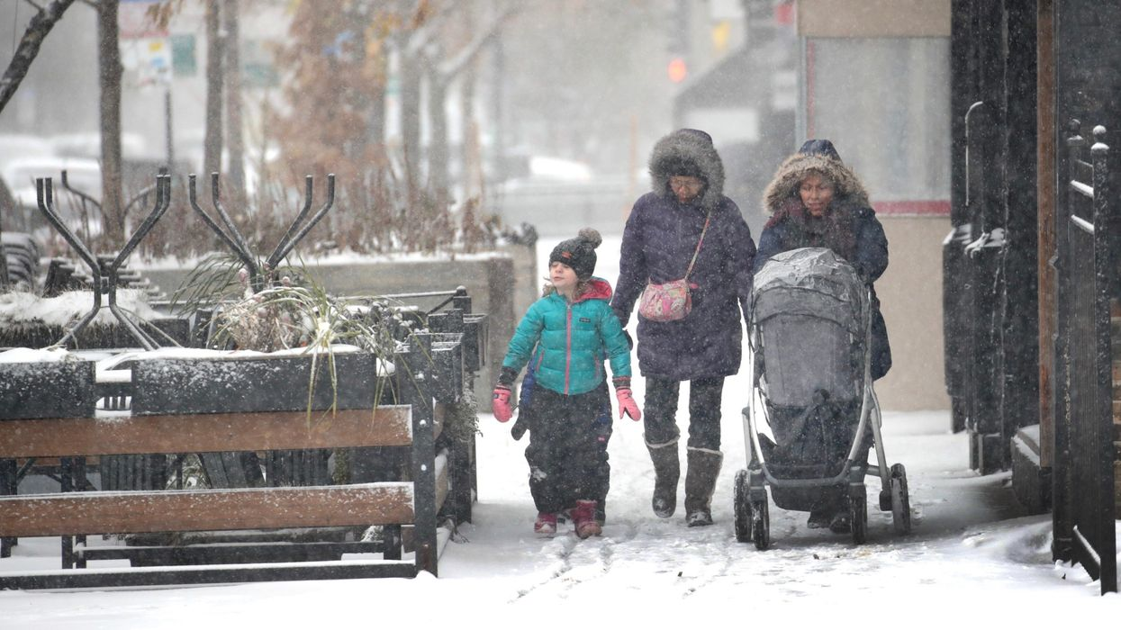 70% of U.S. Expected to Have Freezing Temperatures
