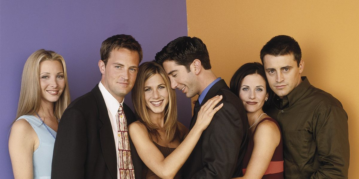 Wait, a 'Friends' Reunion Is Actually Happening?