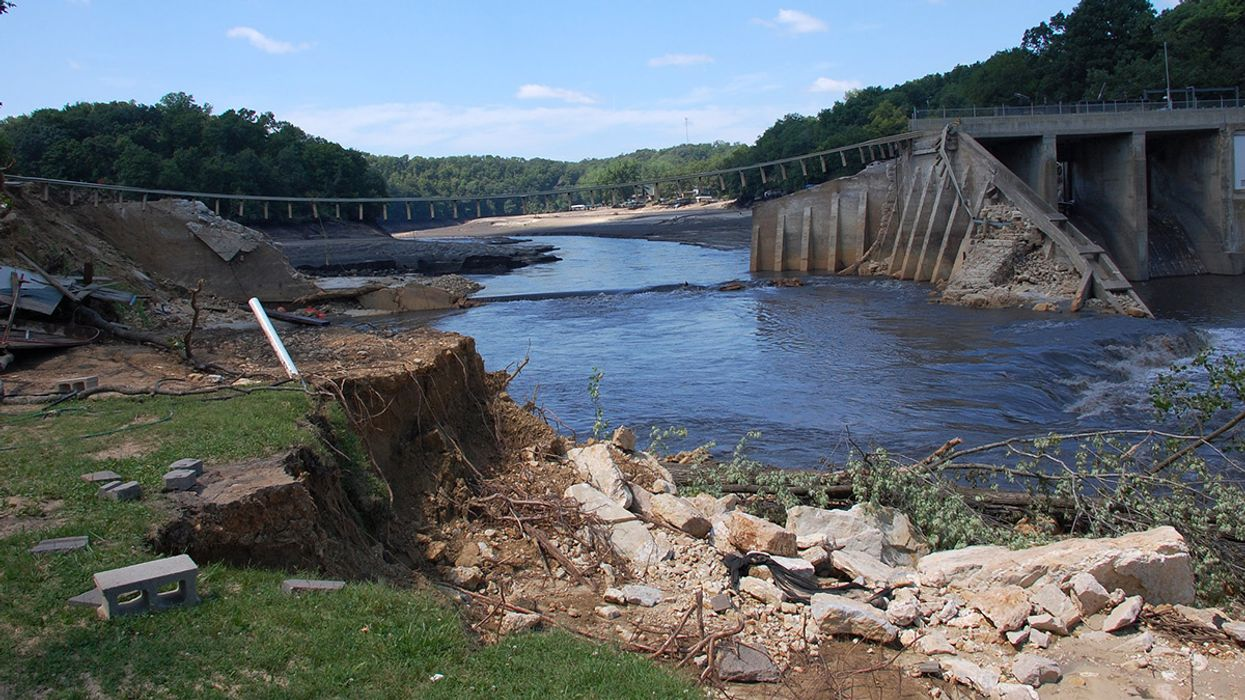More Than 1,600 Hazardous Dams Pose Life-Threatening Risk to Americans