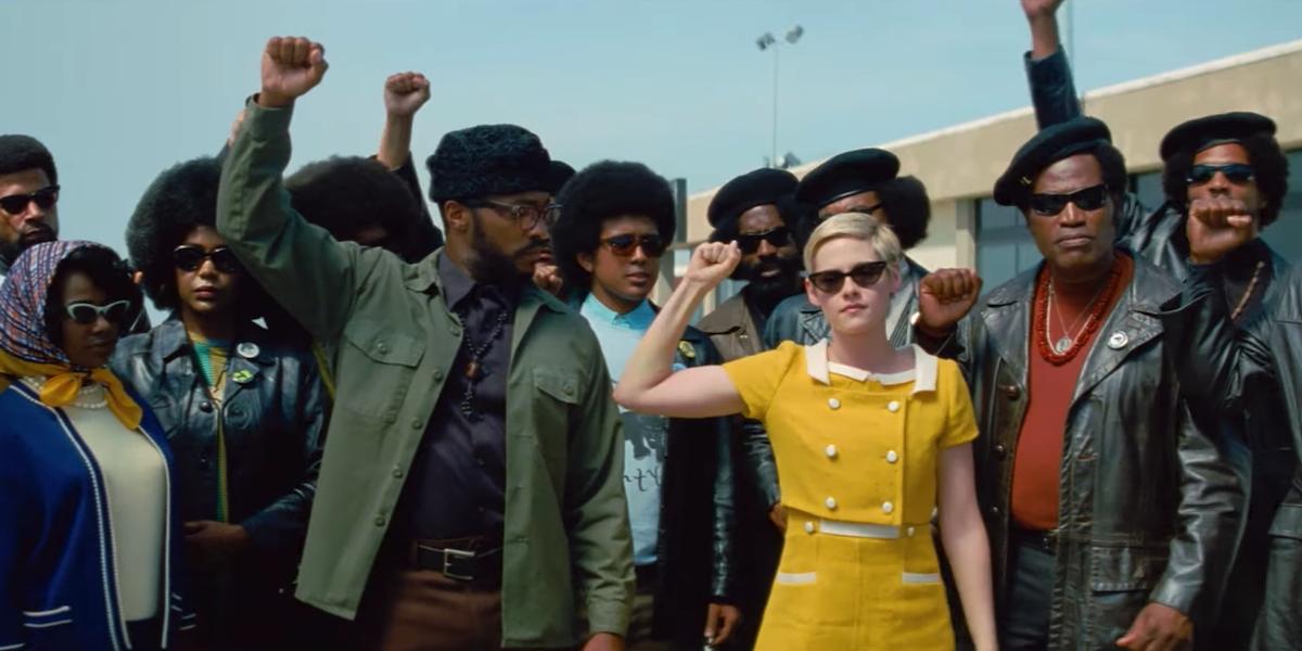FBI Surveillance Drives Kristen Stewart To A Breakdown In New 'Seberg' Trailer