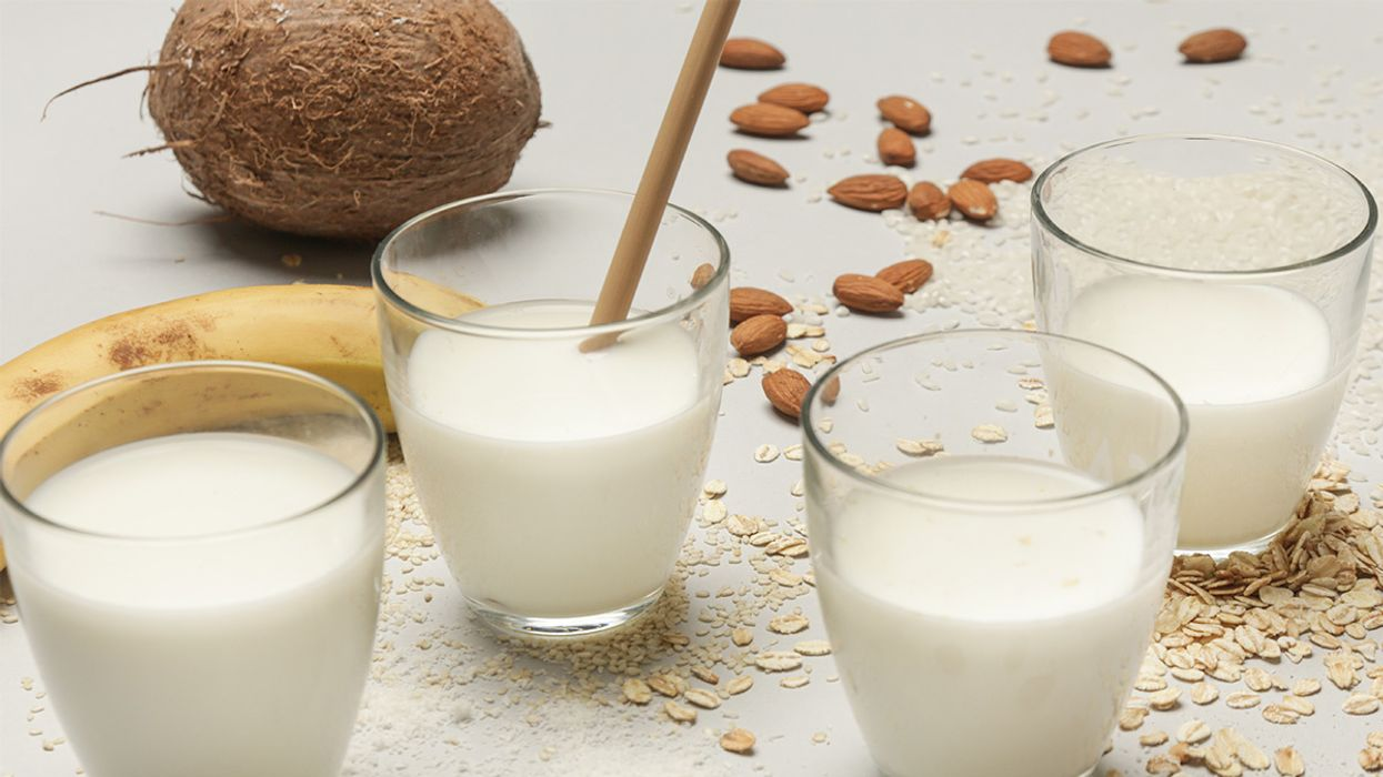 7 Most Healthy Milk Options