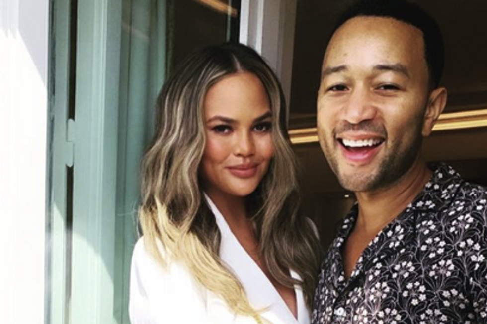 15 Hilarious Times Chrissy Teigen and John Legend Proved They're the Sexiest Couple Alive