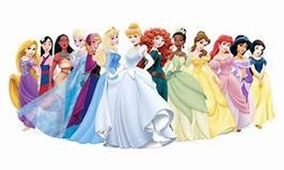 The 13 Disney Princesses Ranked According to Me
