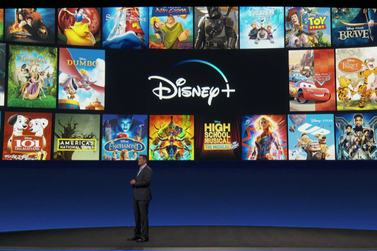 Disney+ added disclaimer to problematic older films instead of censoring them