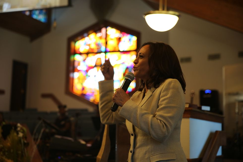 Partner Content - Ryan: A Kamala Harris sermon