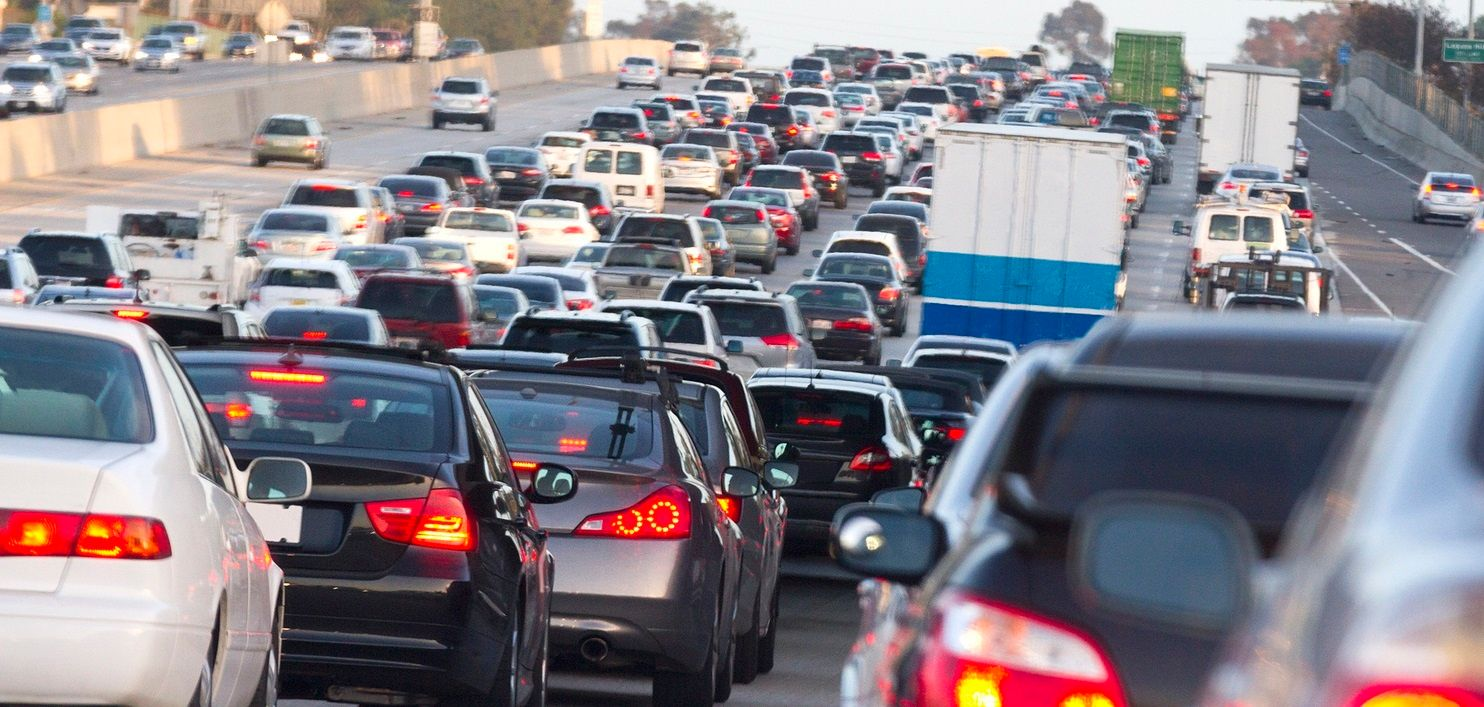 Holiday Travelers Expected to Gobble Up Roadways This Thanksgiving