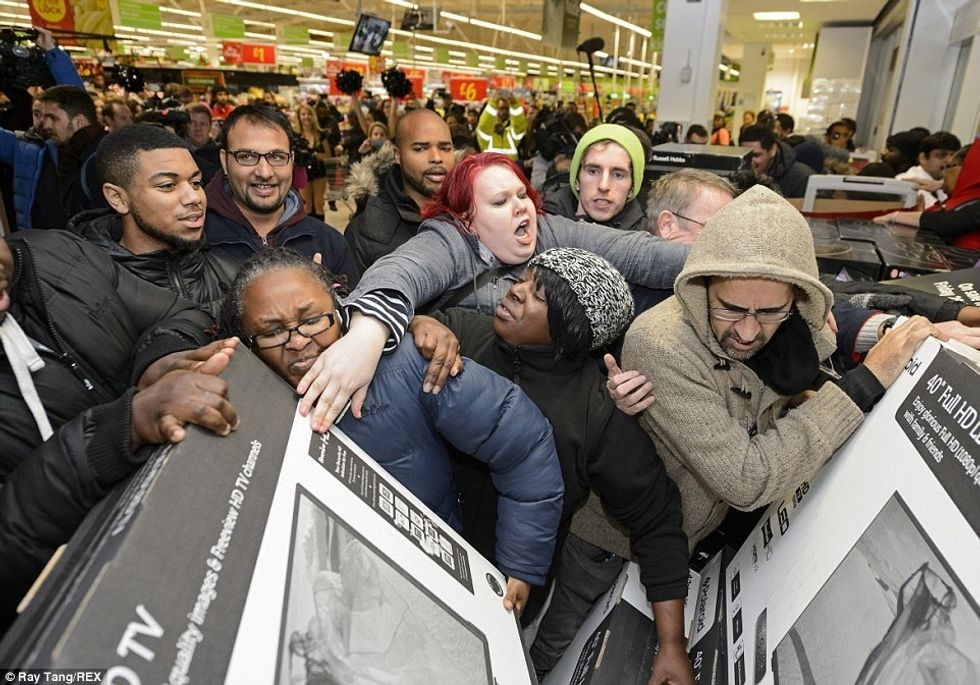 Why I'm Not a Fan of Black Friday