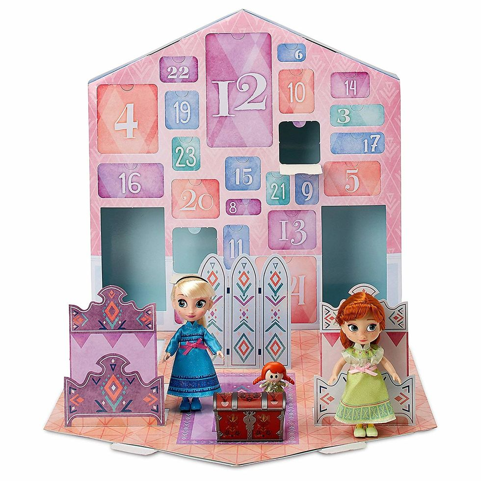 Frozen II advent calendar