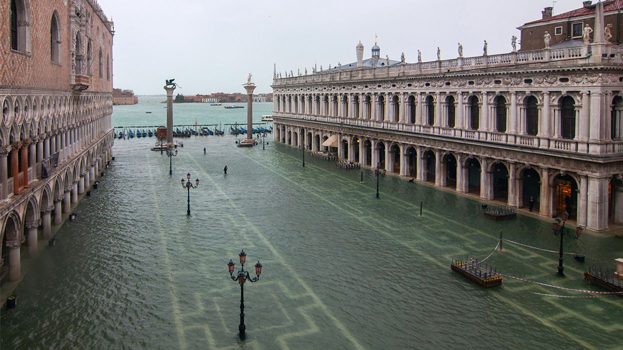 Veneto Council Flooded Two Minutes After Rejecting Climate Action, Councilor Says