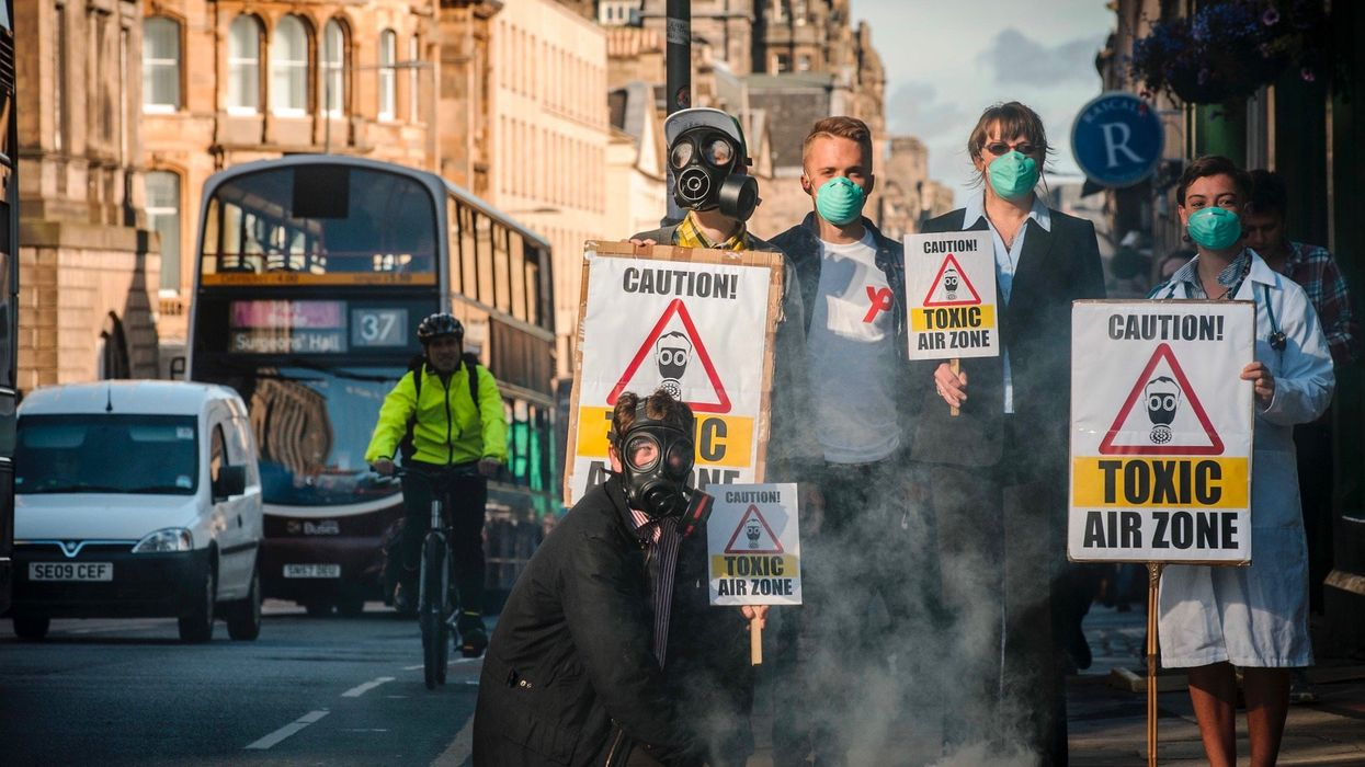 First Brain Cancer Link to Air Pollution Found in New Study