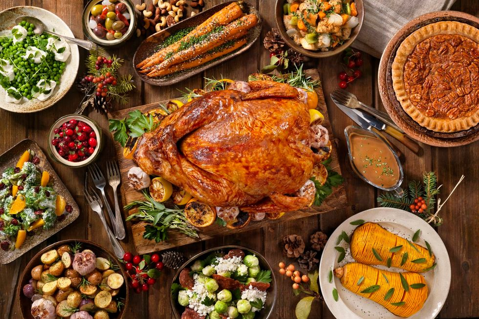 The 5 Best Side Dishes at Thanksgiving Dinner