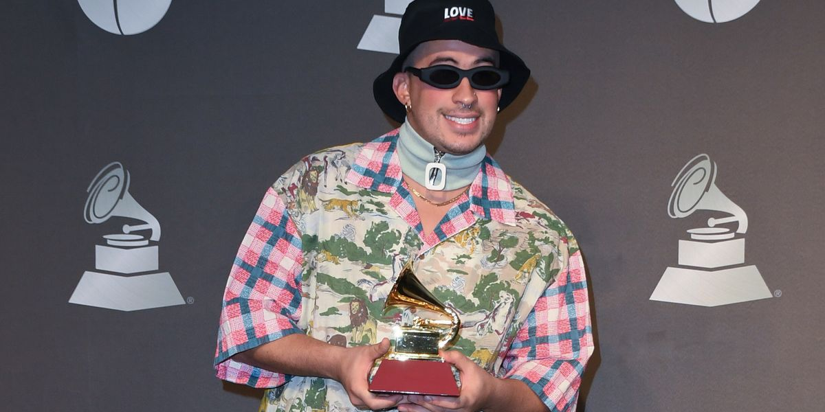 Bad Bunny Won a Latin Grammy