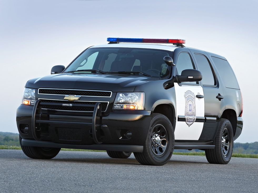 2012 Chevrolet Tahoe PPV