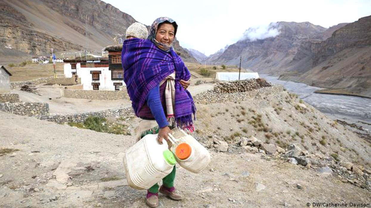 Living in Hope and Fear Beside India's Retreating Himalayan Glaciers