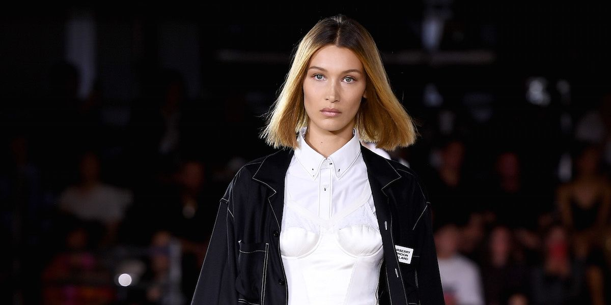 """Bella Hadid Opens Up About Being """"Very Emotionally Unstable"""" As A Young Model"""