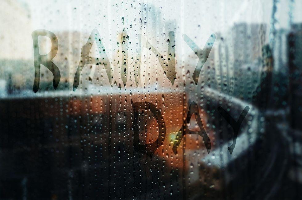 Poetry on Odyssey: Rainy Day