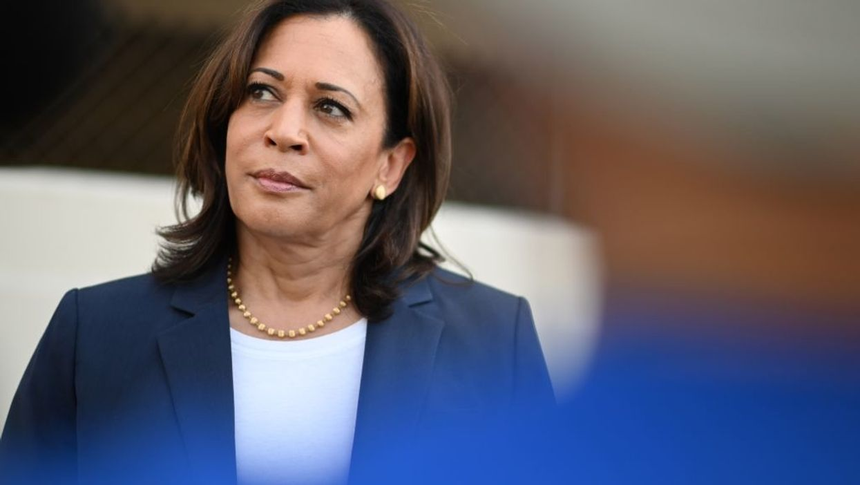 ABC suggests Kamala Harris is losing because 'America isn't ready for a woman of color' as president