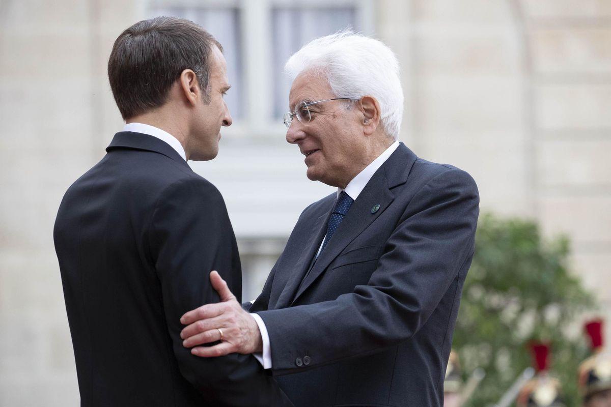 Il Quirinale si prepara a rianimare il trattato capestro con la Francia