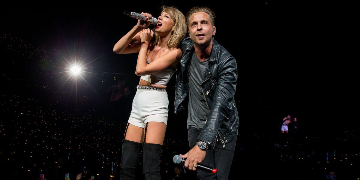 Ryan Tedder Speaks Out on Taylor Swift's Big Machine Battle