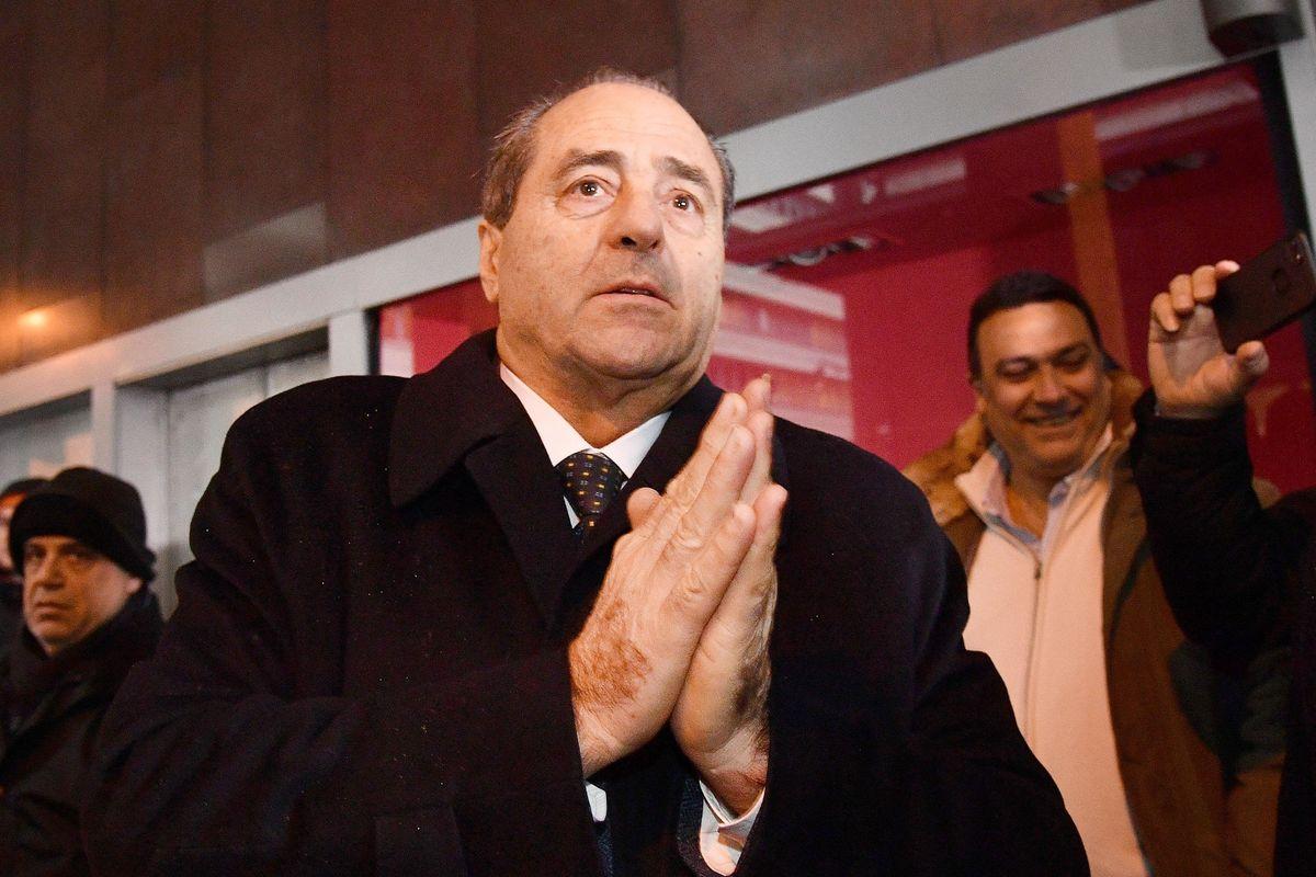Antonio Di Pietro: «Conte è un minorenne della politica»