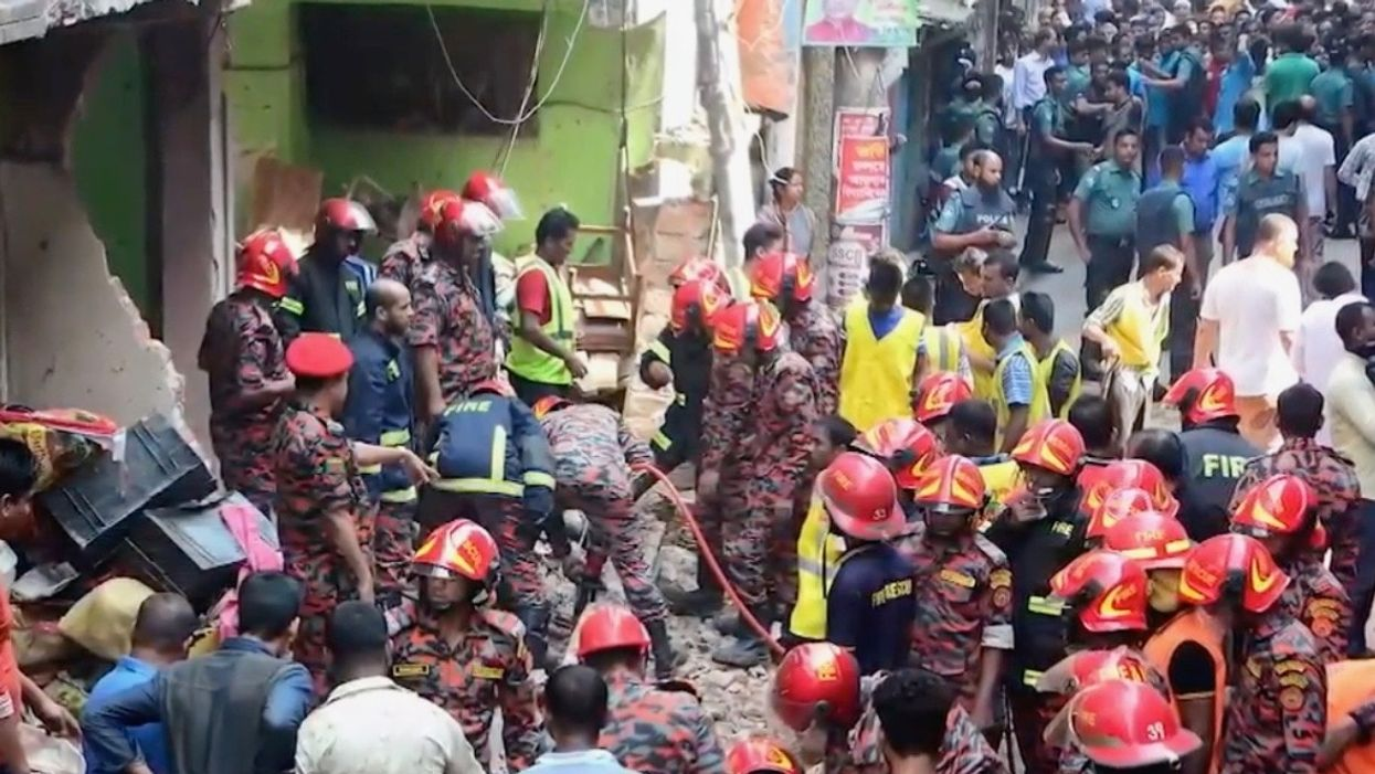 Pipeline Explosion Kills 7, Injures 25 in Bangladesh