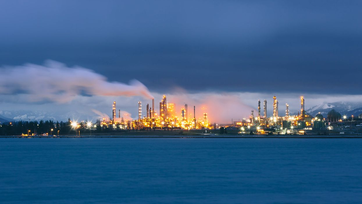 Oil Spill Prevention Law Helps Contain Leak at Shell Puget Sound Refinery
