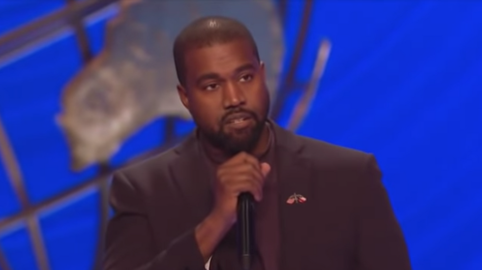 Sorry Kanye, As Long As 'Jesus Is King,' You Are NOT The Greatest Artist That God Created