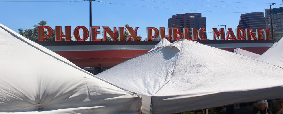 Meet the vendors behind Downtown Phoenix's weekly farmers market