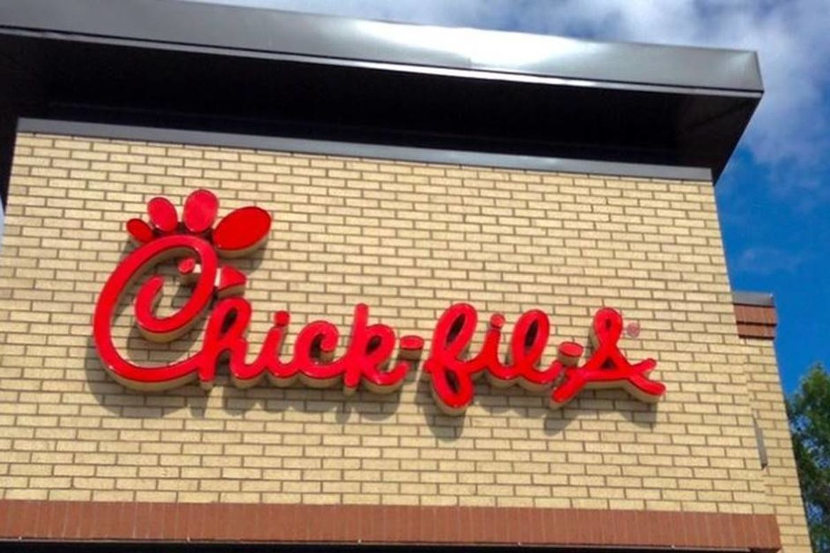 Chick-fil-A will finally stop giving to anti-LGBT charities, but only because it's bad for business