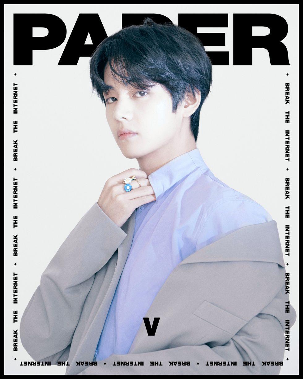 BTS Jadi Cover PAPER Magazine Break The Internet Edisi Desember 2019