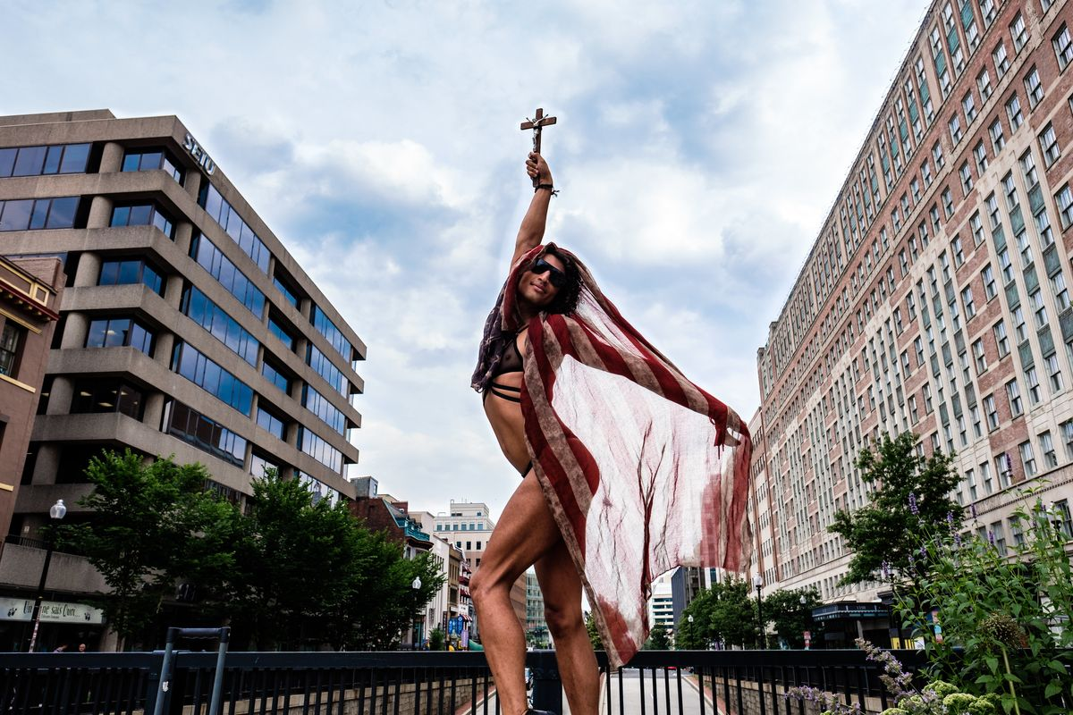 Qween Amor Makes Twerking a Tool of Protest