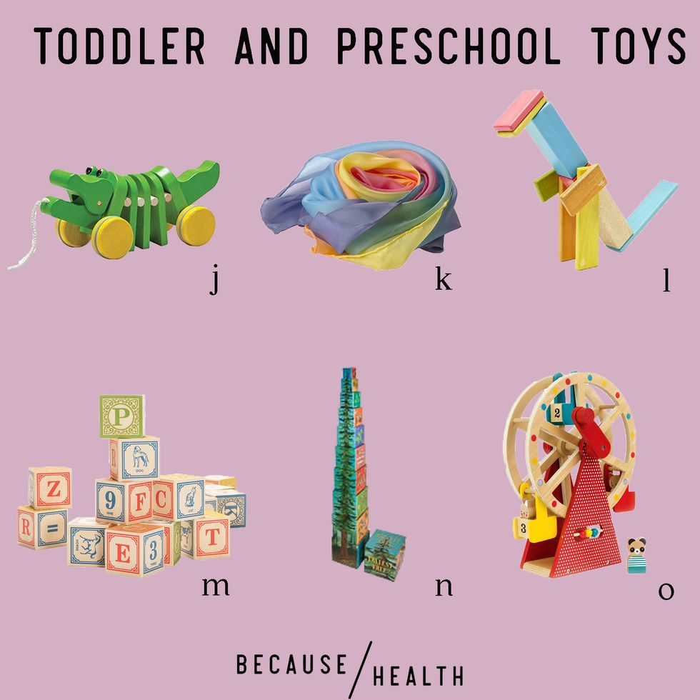 15 Non-Toxic Toys for Toddlers and Preschoolers