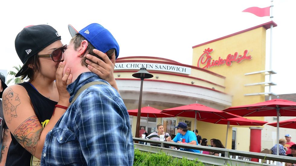 Spoiler Alert, Chick-fil-A Still Does Not Care About LGBTQ People, Only About The Bad PR