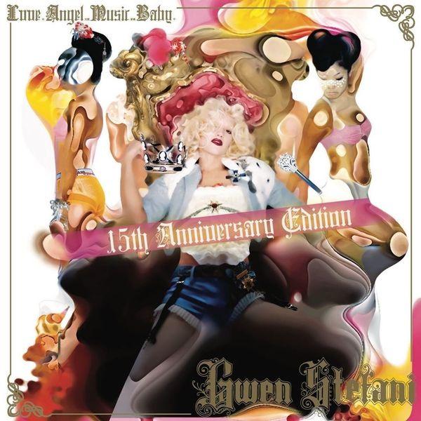 Gwen Stefani Is Reissuing Her Debut Solo Album