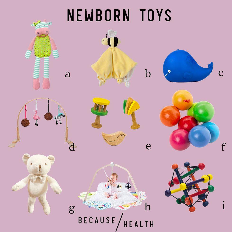 Non toxic newborn toy roundup