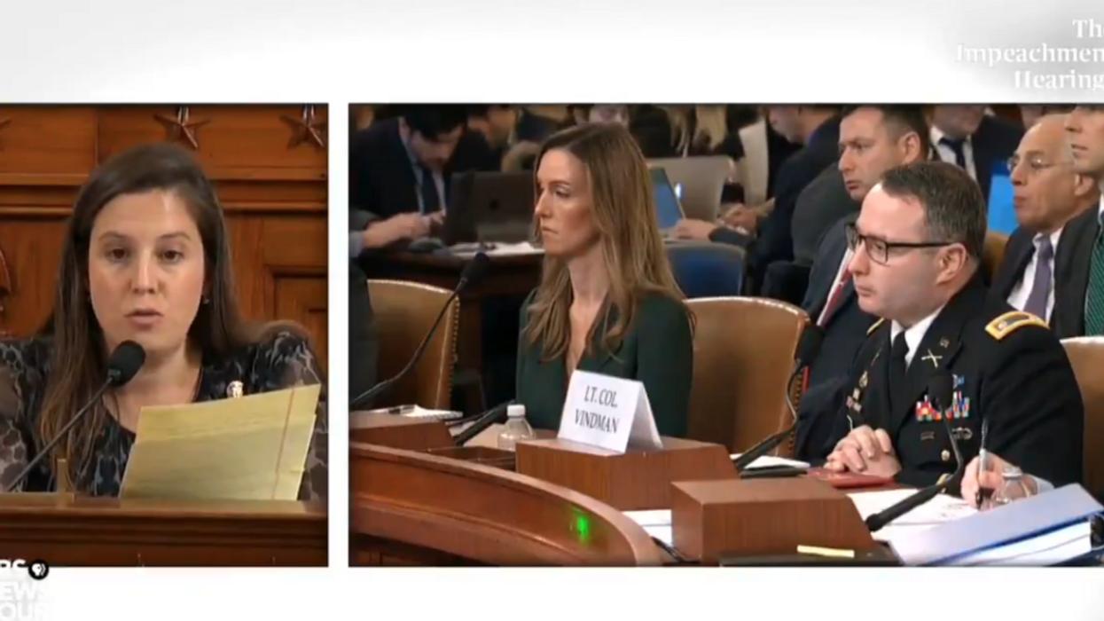 GOP Rep. Elise Stefanik gets witnesses to admit Hunter Biden's Burisma post spelled 'conflict of interest,' argues he should testify