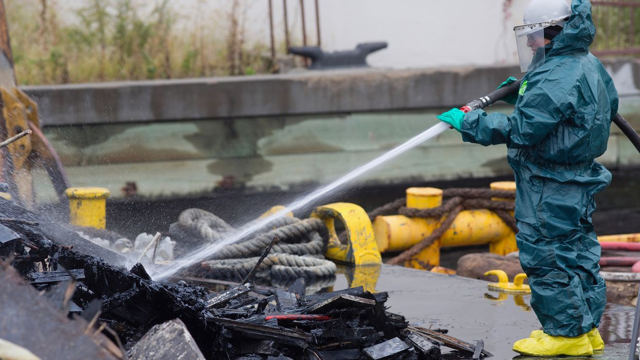 945 Toxic Waste Sites at Risk of Disaster From Climate Crisis