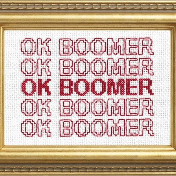 Boomers Want to Trademark 'OK Boomer'