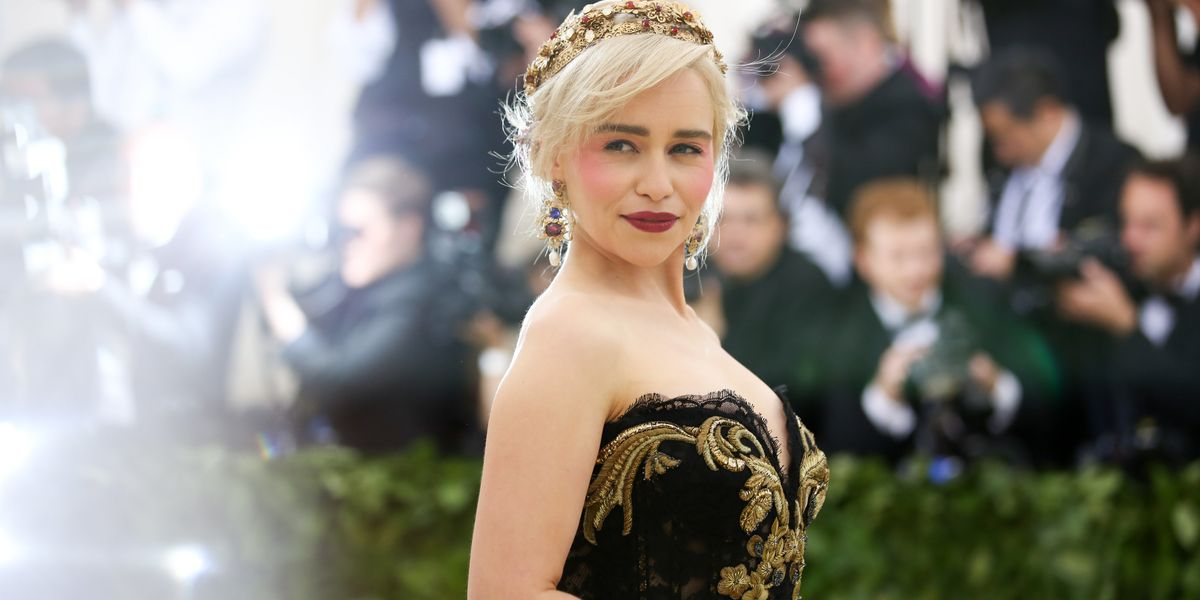 Emilia Clarke Says She Was Told to Do Nude Scenes For 'GoT' Fans