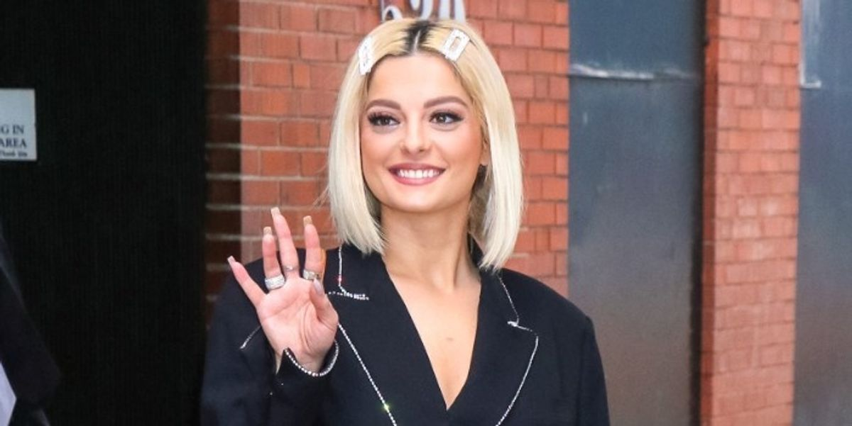 Bebe Rexha Is Fully Leaning Into The Hair Accessories Trend