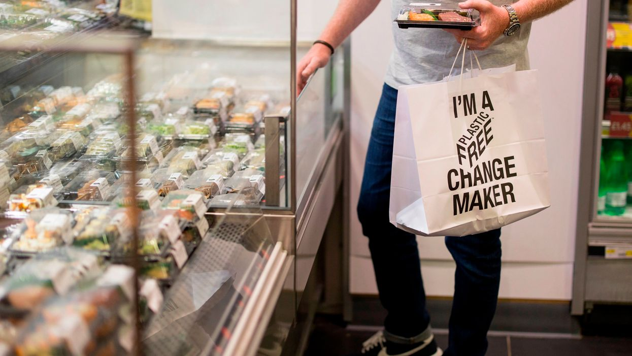environmentally friendly people who buy less are happier