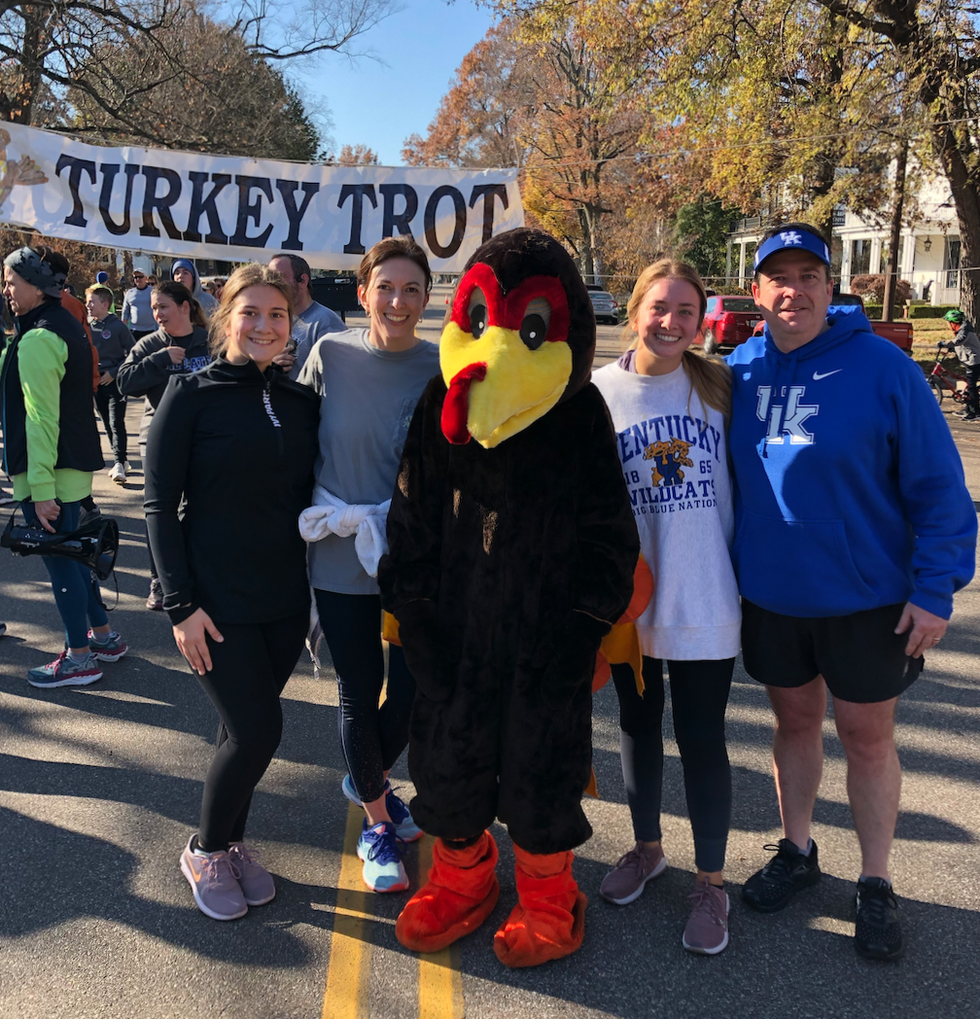 You Can't Mock A Turkey Trot Unless You've Tried It, It Actually Makes Thanksgiving Even Better