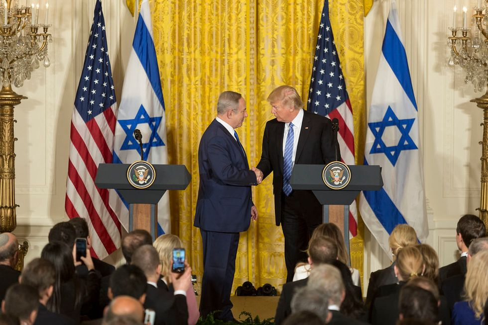 The Trump Administration Greenlighting Israeli Settlements Upends Decades Of US Policy